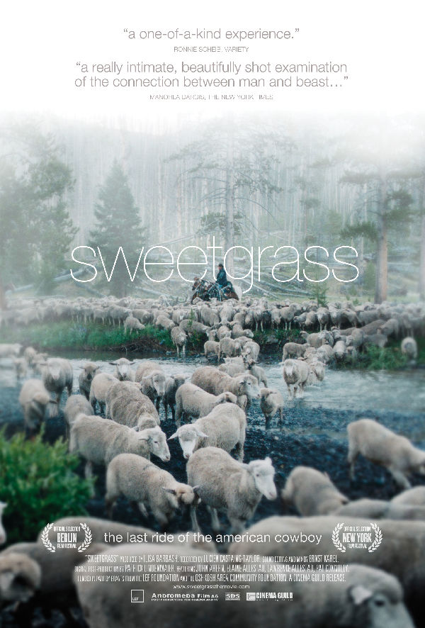 'Sweetgrass' movie poster