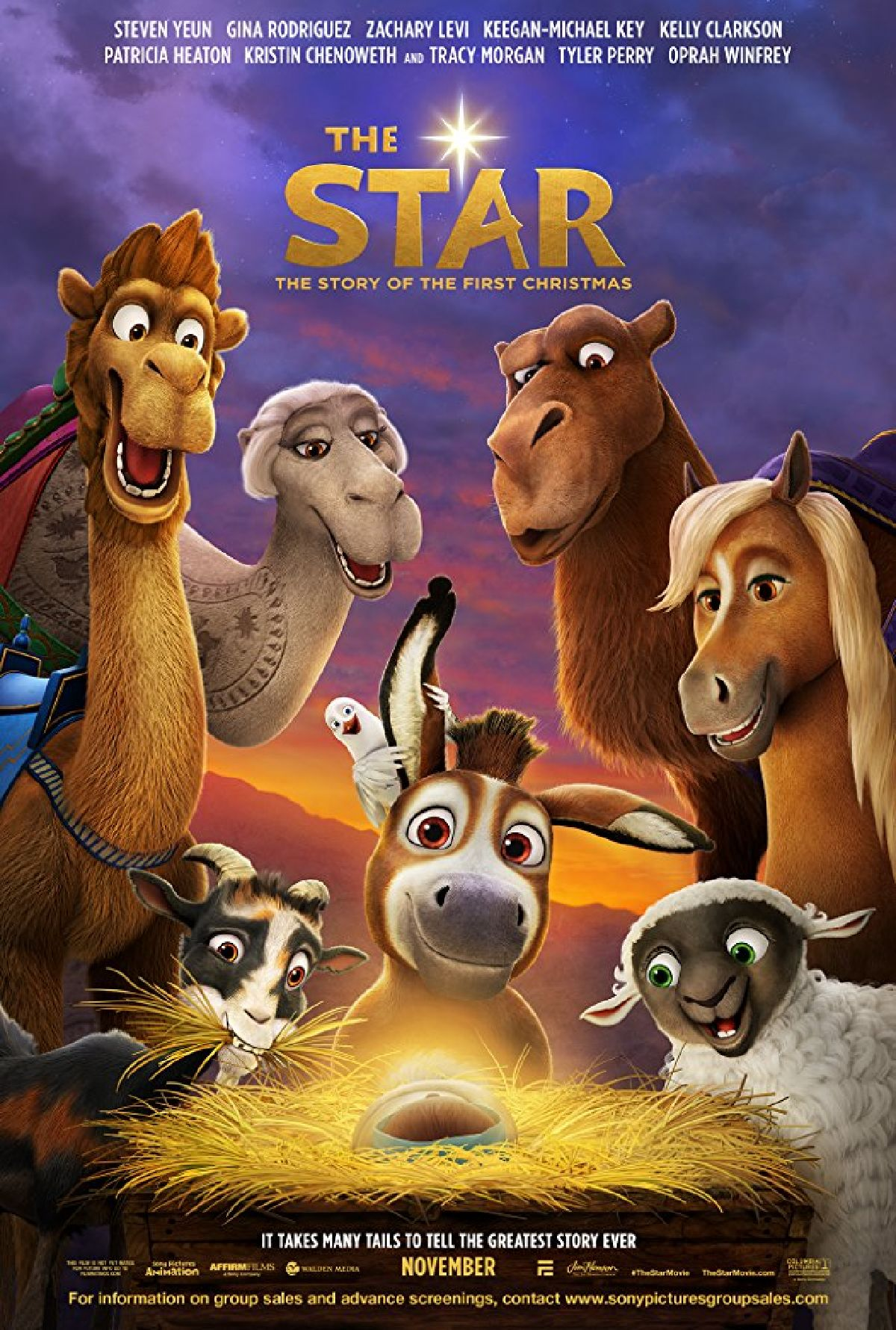 'The Star' movie poster