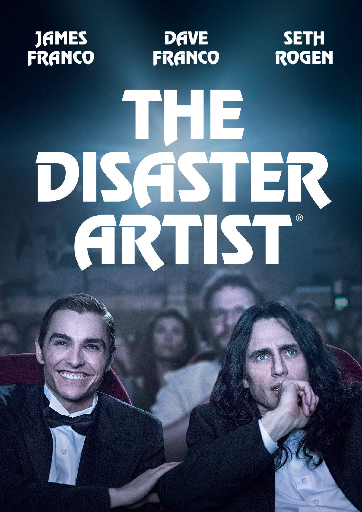 Poster for 'The Disaster Artist'