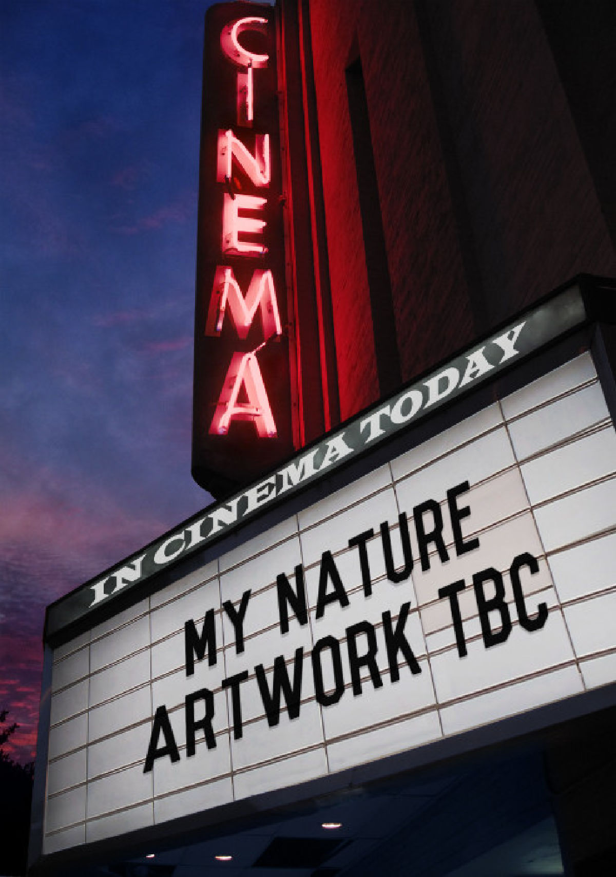 'My Nature' movie poster