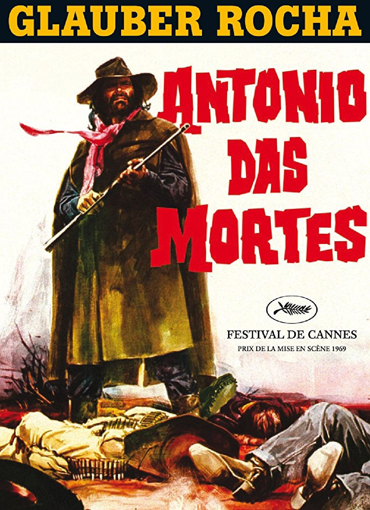 'Antonio Das Mortes' movie poster
