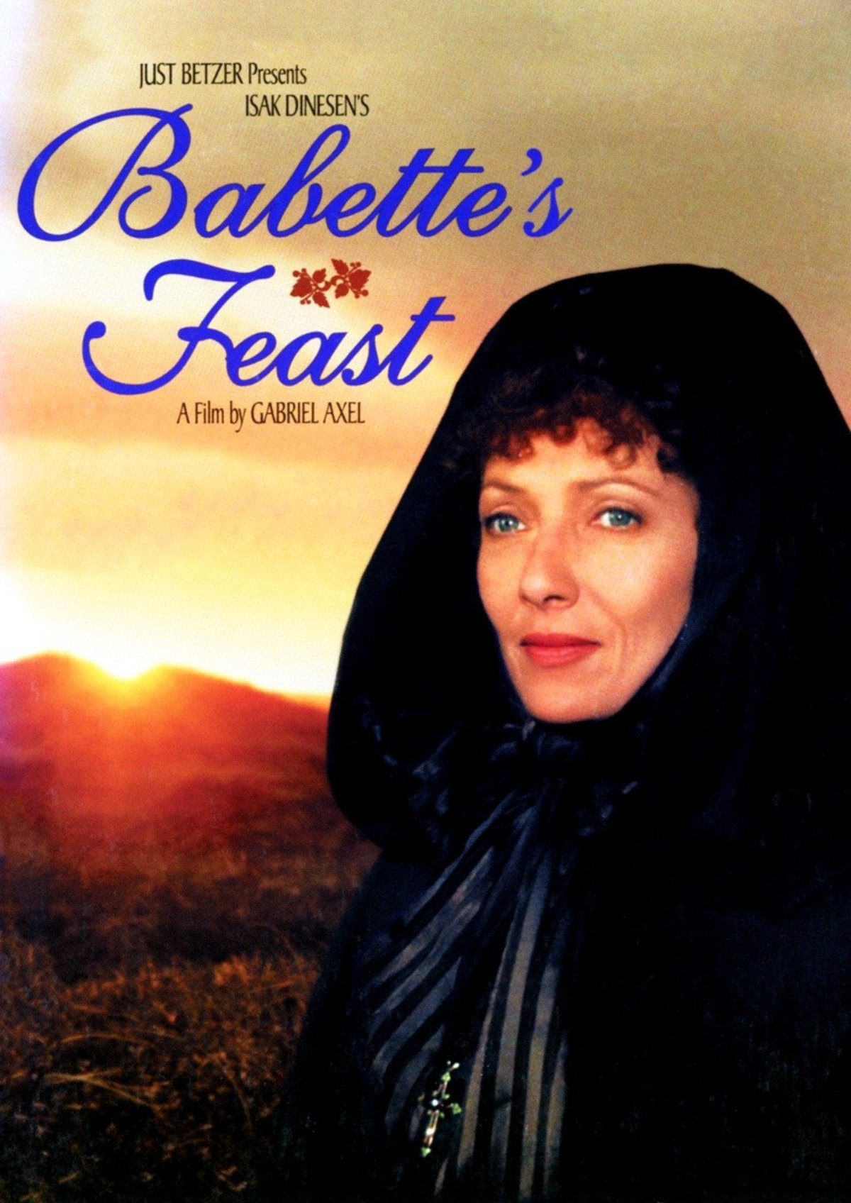 'Babette's Feast' movie poster