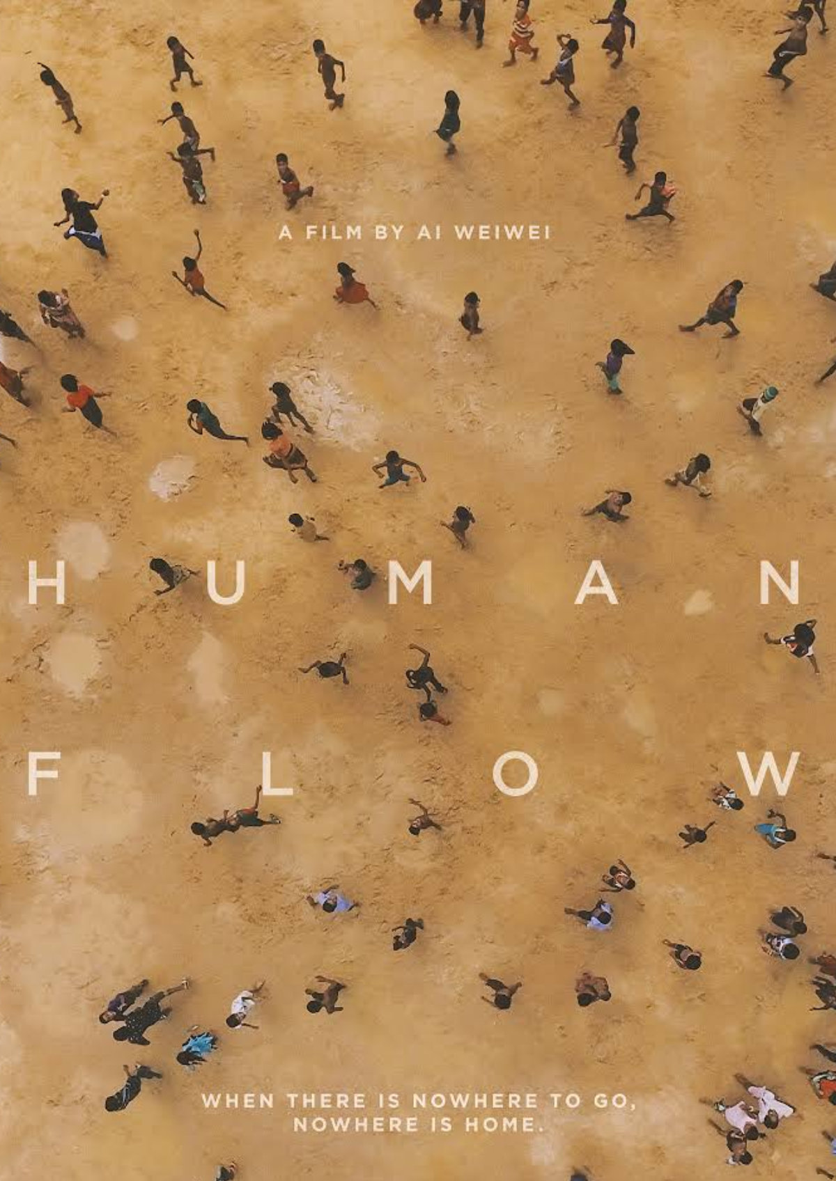 'Human Flow' movie poster