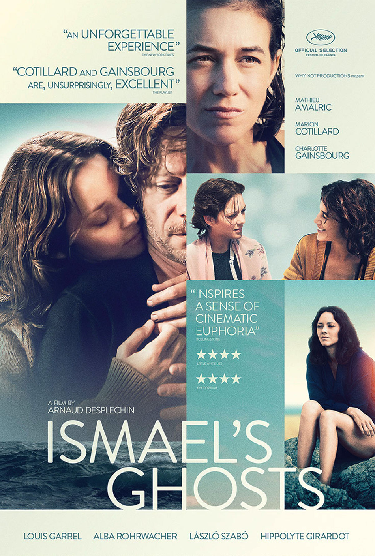 'Ismael's Ghosts' movie poster