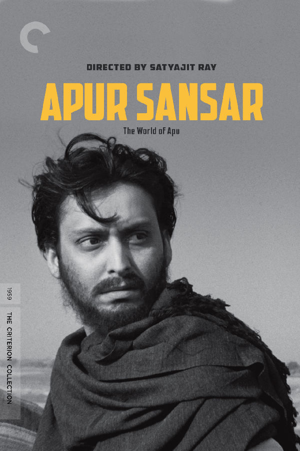 'Apu Sansar (The World Of Apu)' movie poster