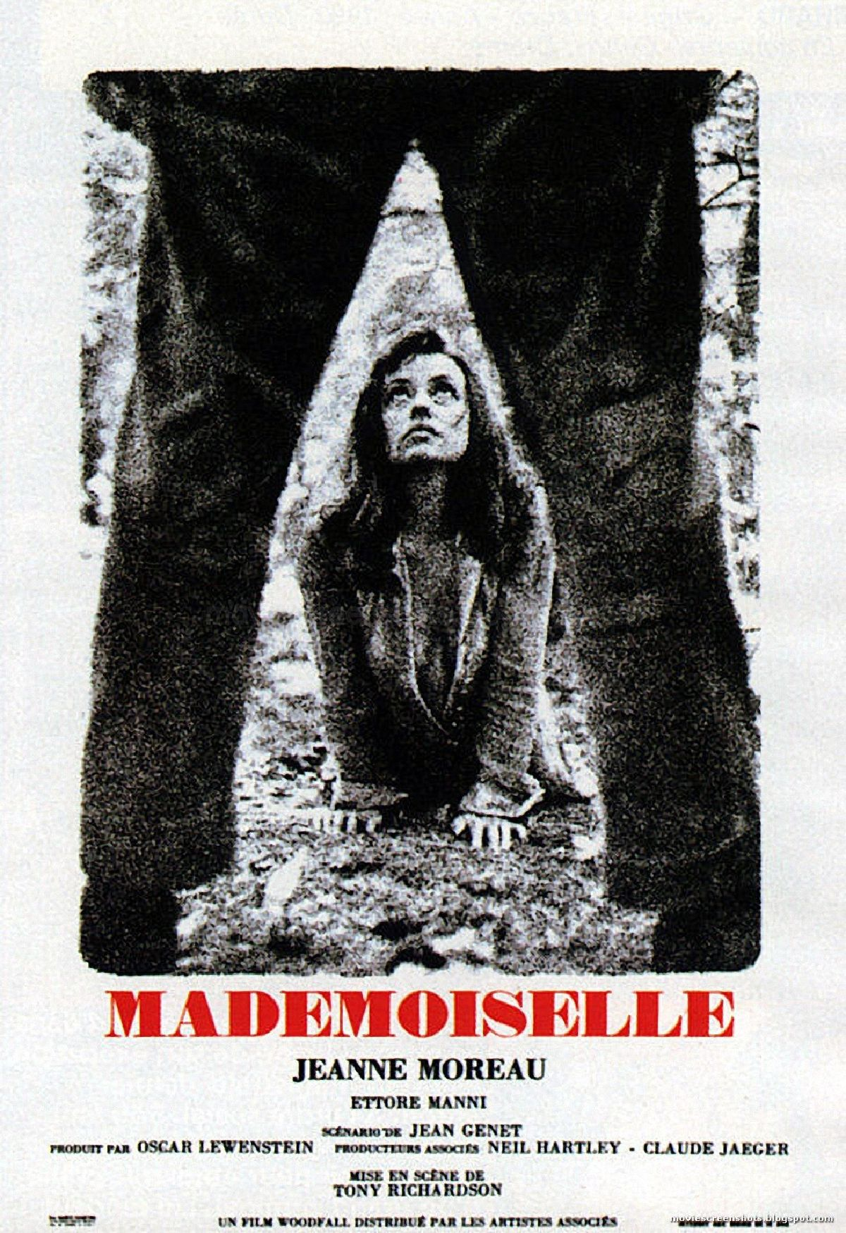 'Mademoiselle (Summer Fires)' movie poster