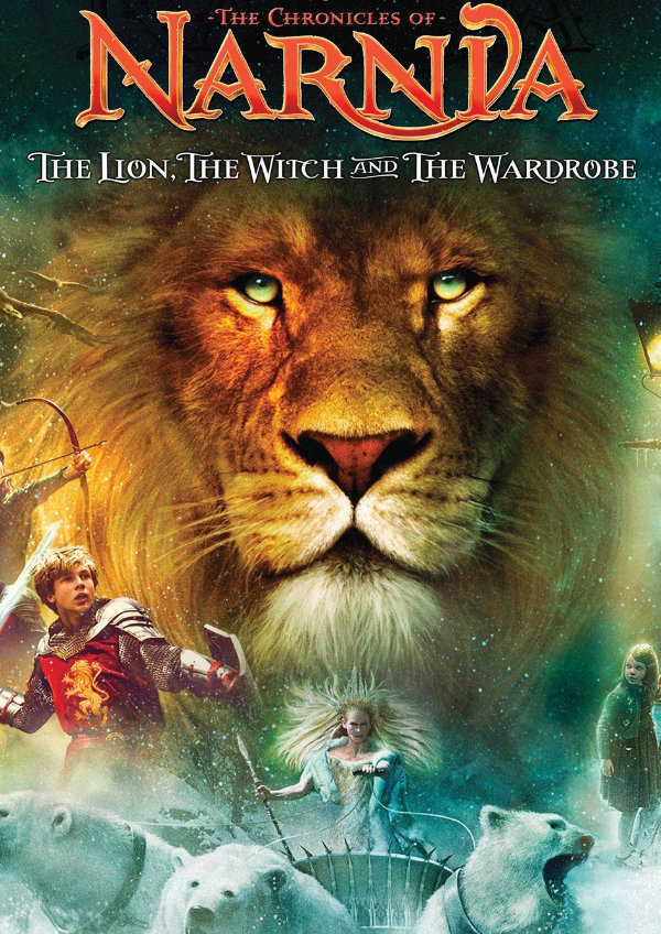 'The Chronicles Of Narnia: The Lion, The Witch And The Wardrobe' movie poster