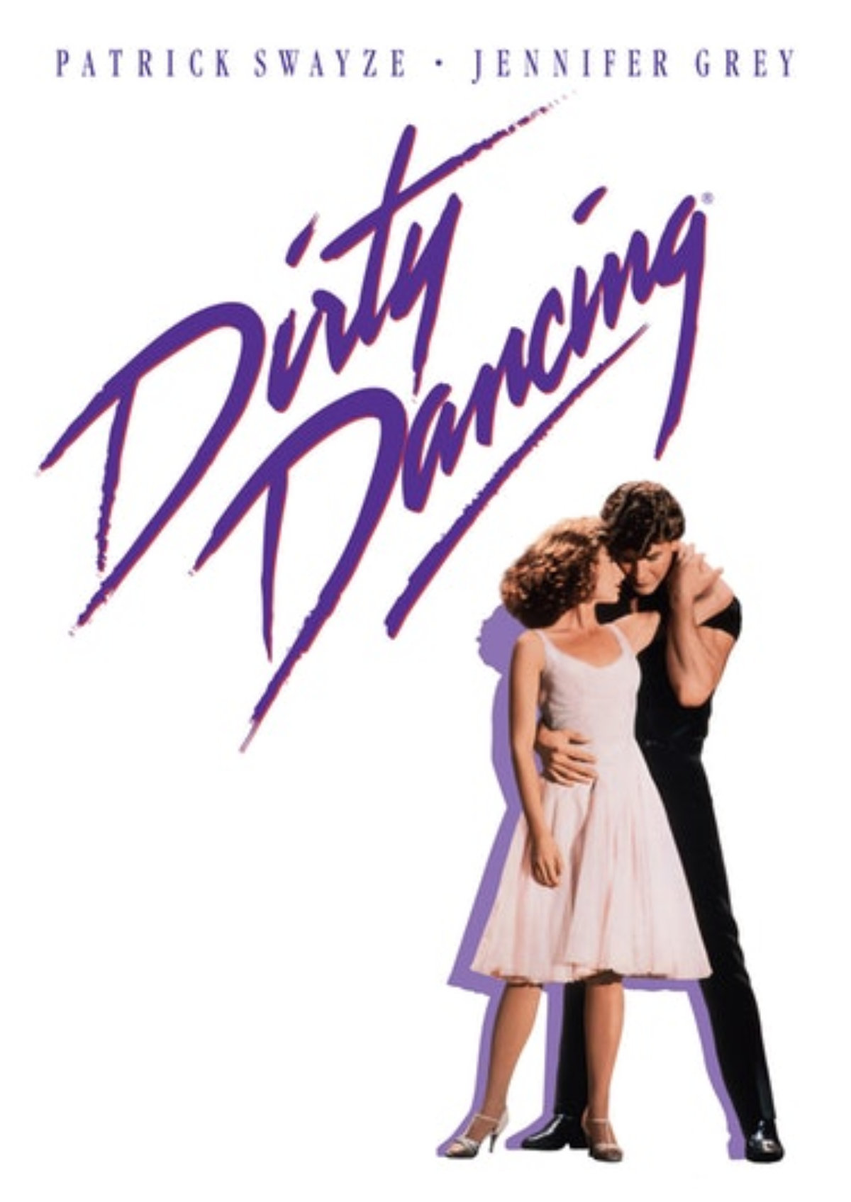 'Dirty Dancing' movie poster