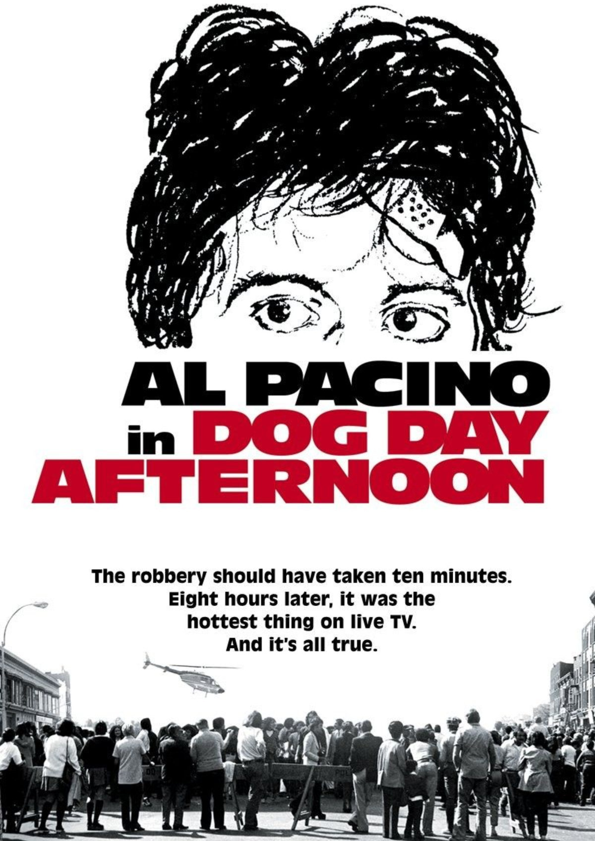 'Dog Day Afternoon' movie poster