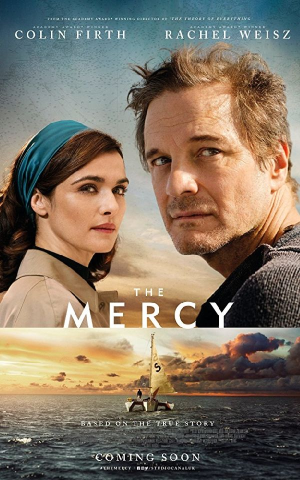 Poster for 'The Mercy'