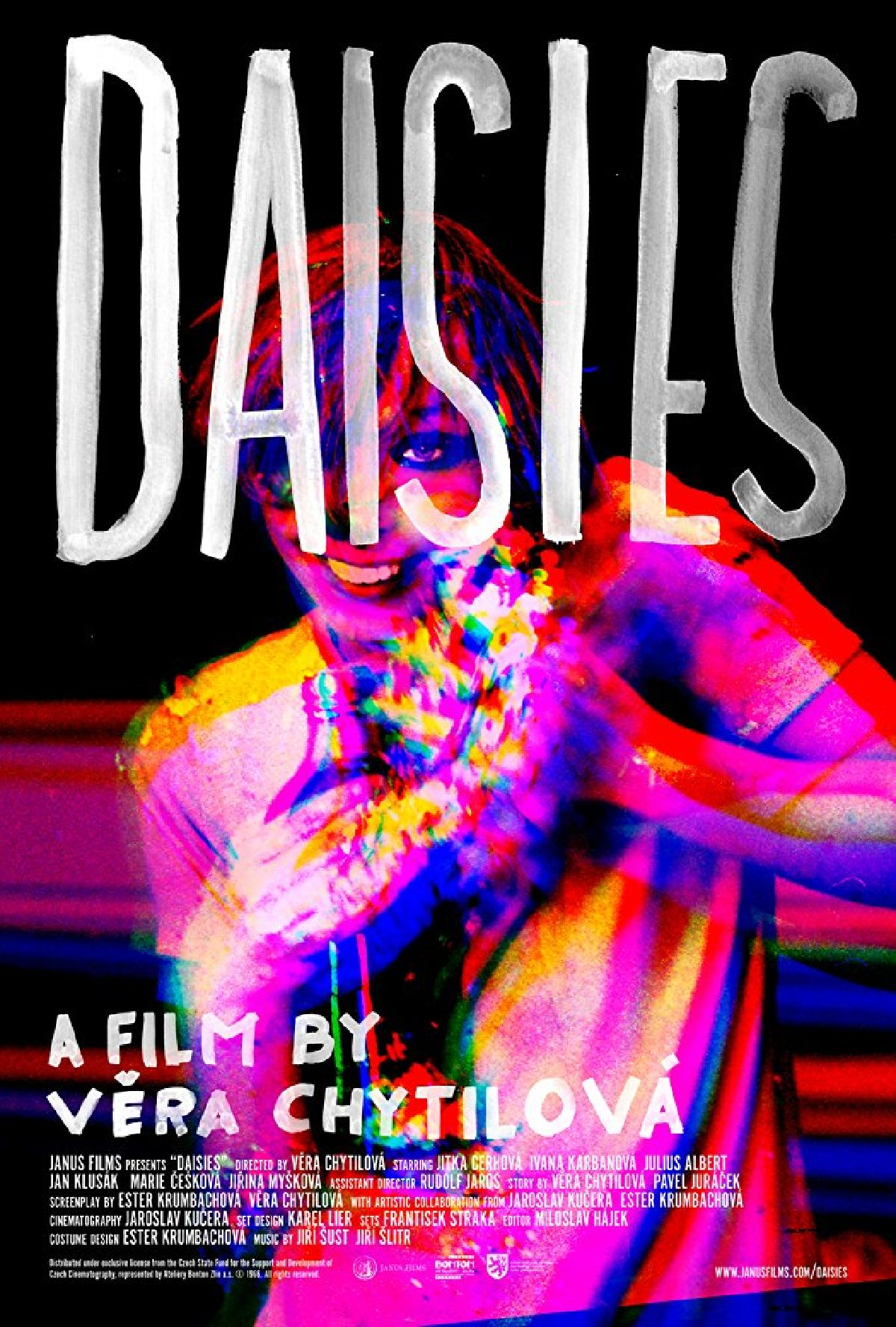 'Daisies' movie poster
