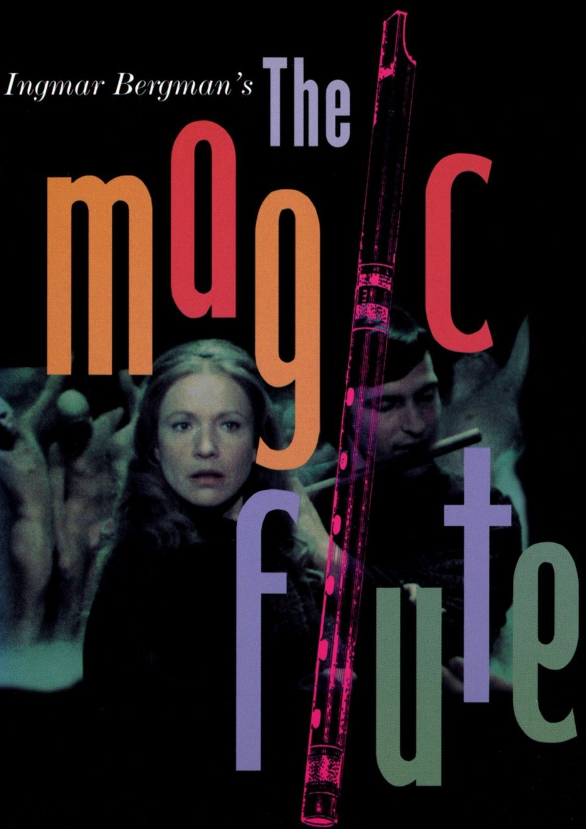 'The Magic Flute (Trollflojten)' movie poster