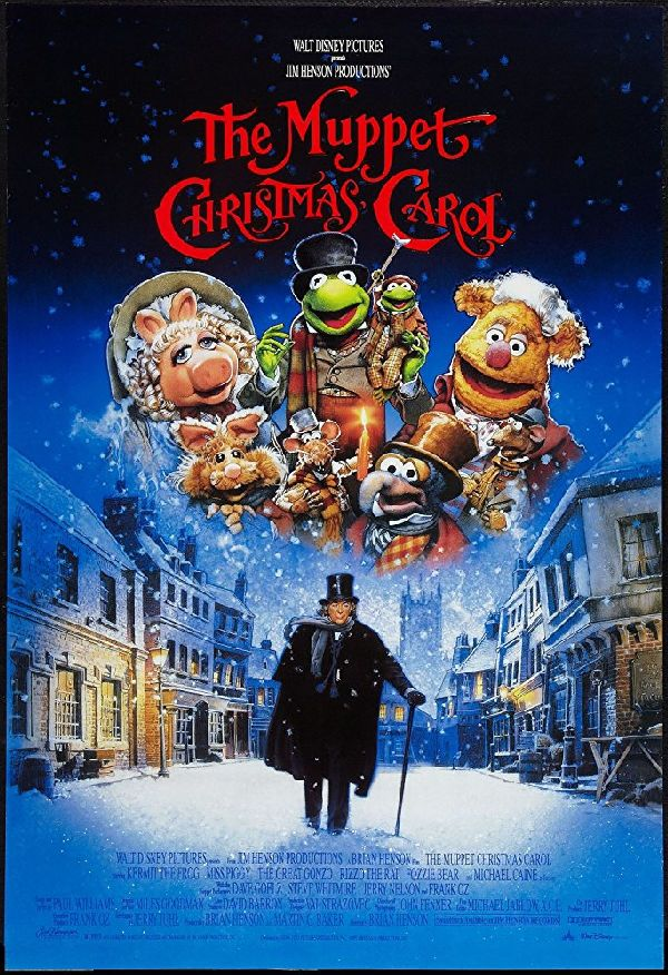 'The Muppet Christmas Carol (Sing-A-Long)' movie poster