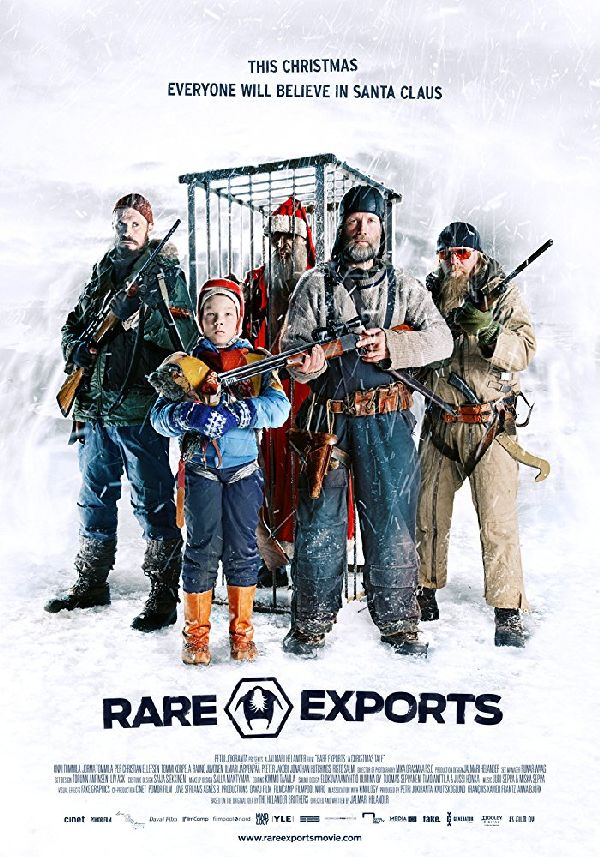 'Rare Exports: A Christmas Tale' movie poster