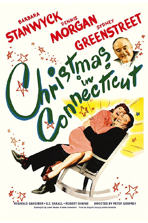 'Christmas In Connecticut' movie poster