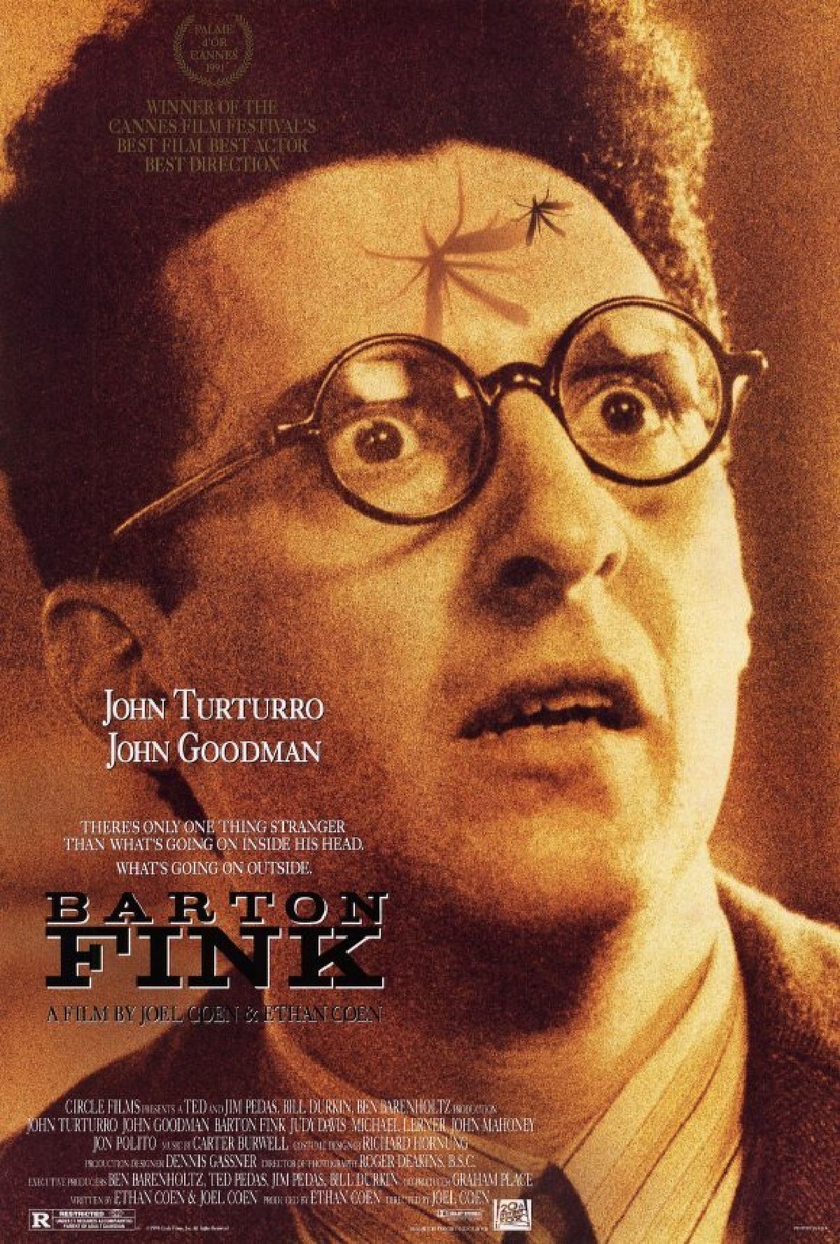Poster for 'Barton Fink'