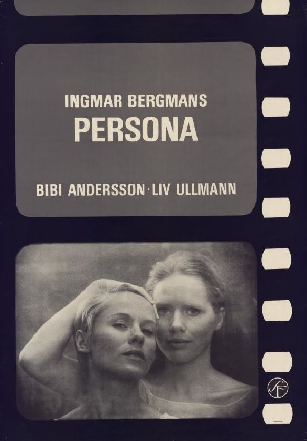 'Persona' movie poster