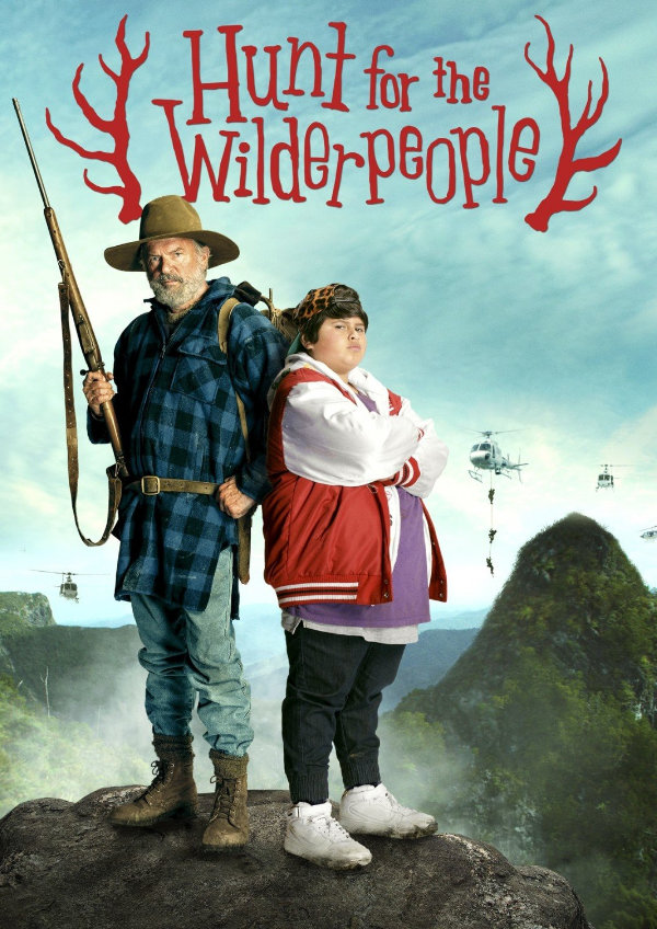 'Hunt for the Wilderpeople' movie poster
