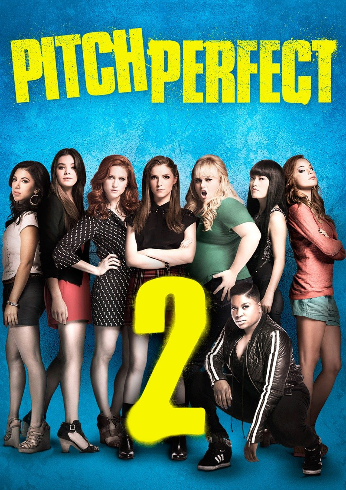 'Pitch Perfect 2' movie poster
