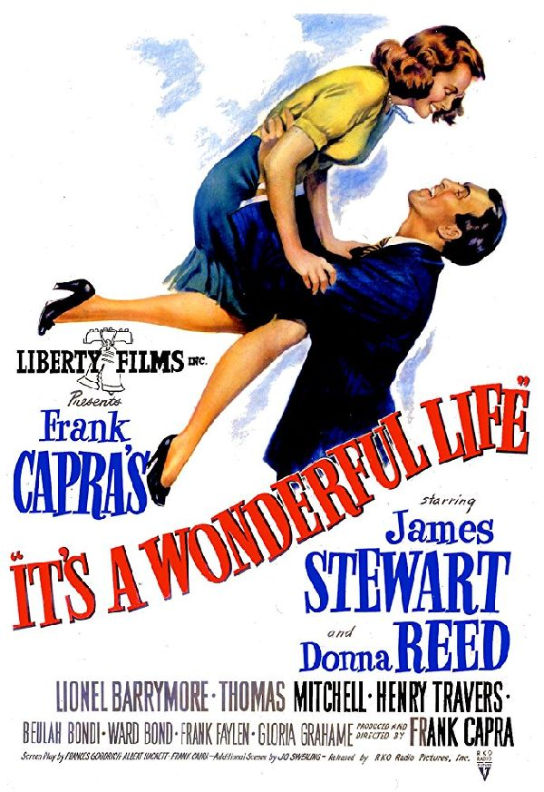 'It's a Wonderful Life' movie poster