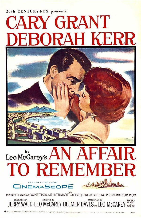 'An Affair To Remember' movie poster