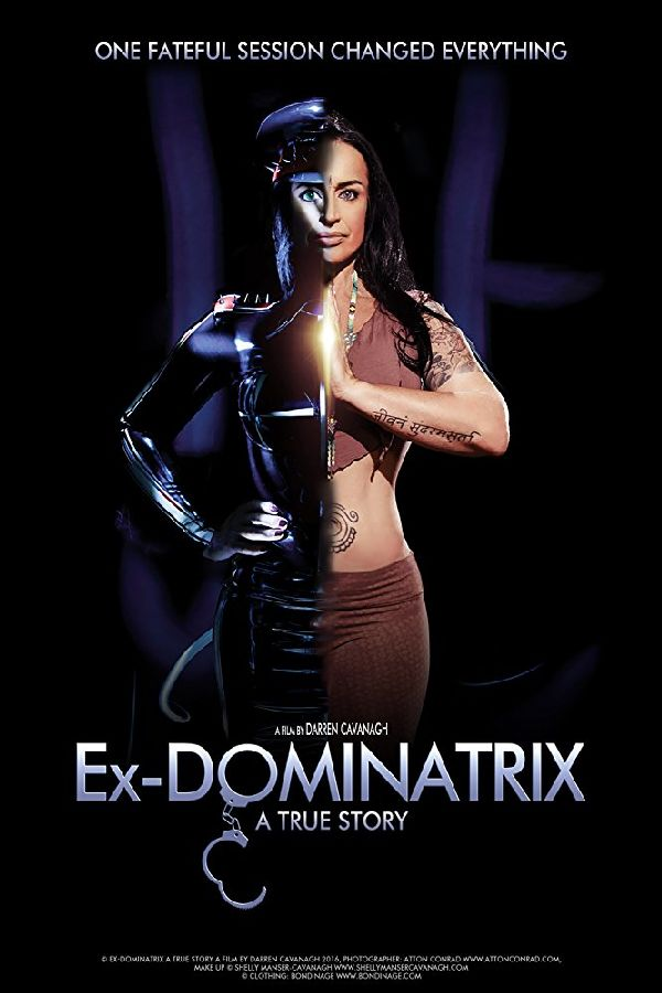 'Ex-Dominatrix: A True Story' movie poster