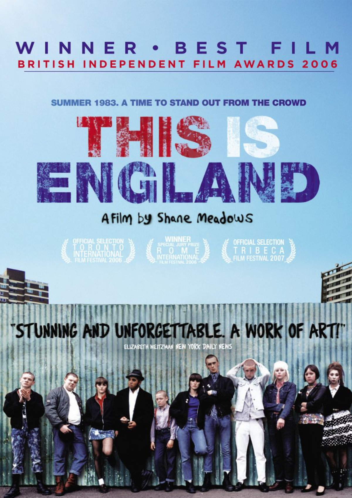 'This Is England' movie poster
