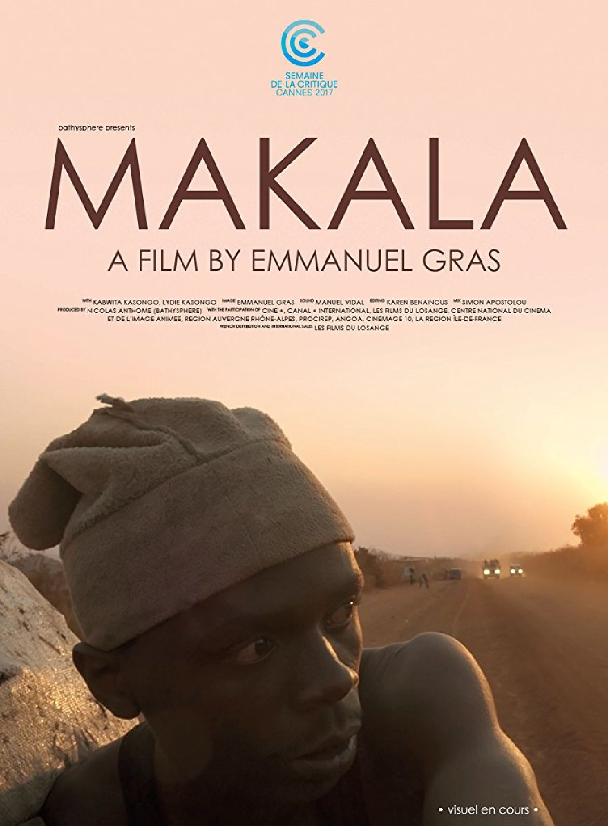 'Makala' movie poster