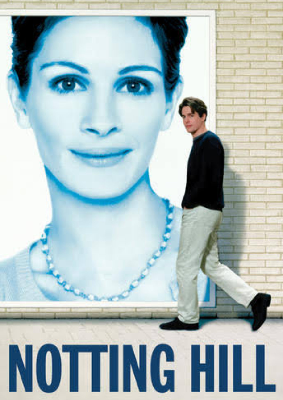 'Notting Hill' movie poster