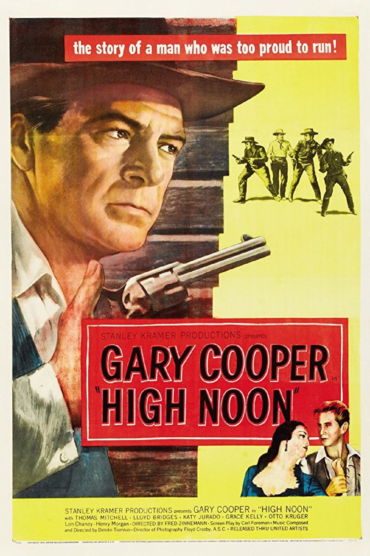 'High Noon' movie poster