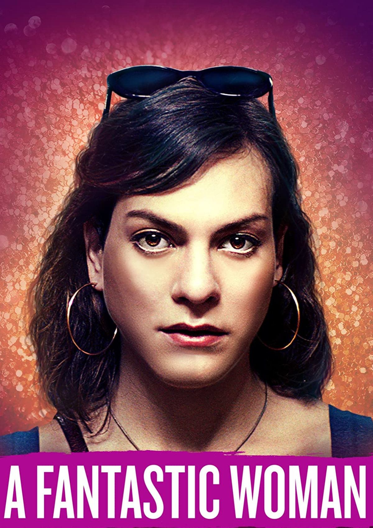'A Fantastic Woman' movie poster