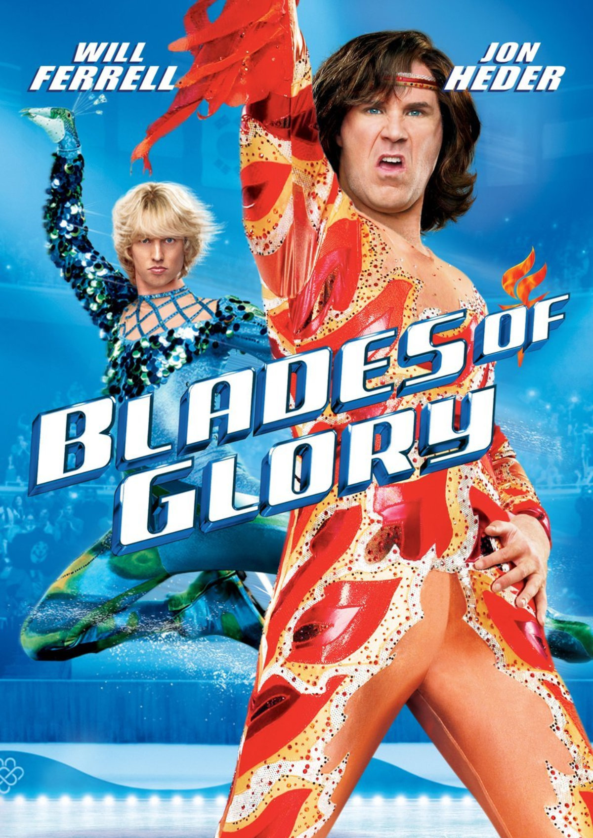 'Blades Of Glory' movie poster