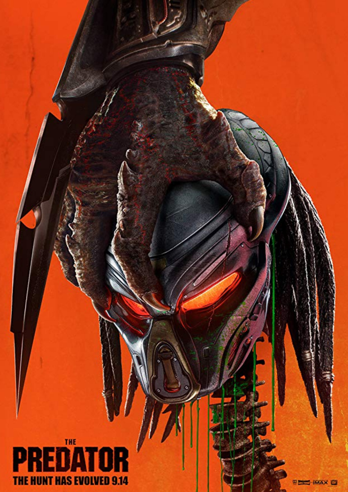 'The Predator' movie poster