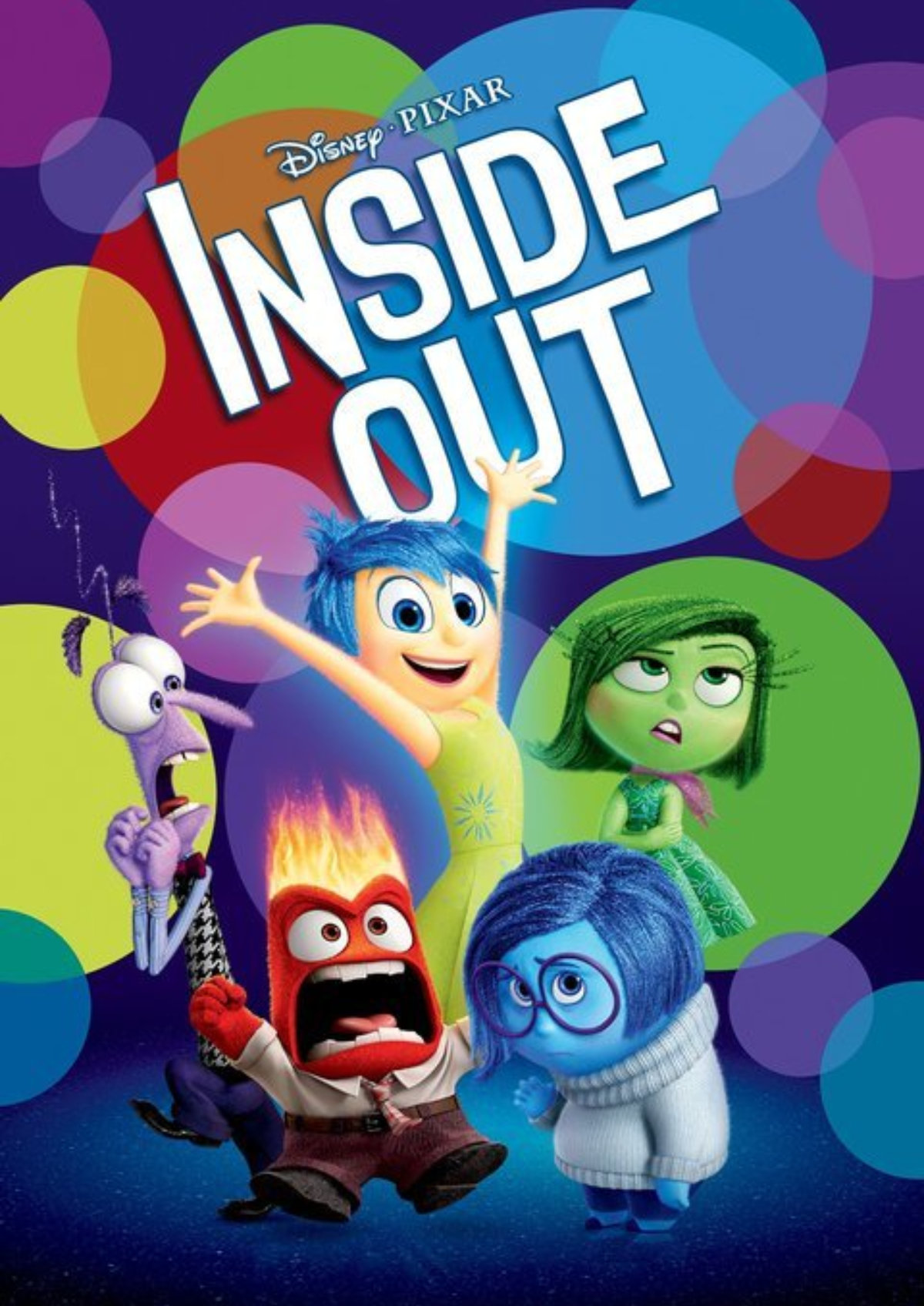 'Inside Out' movie poster