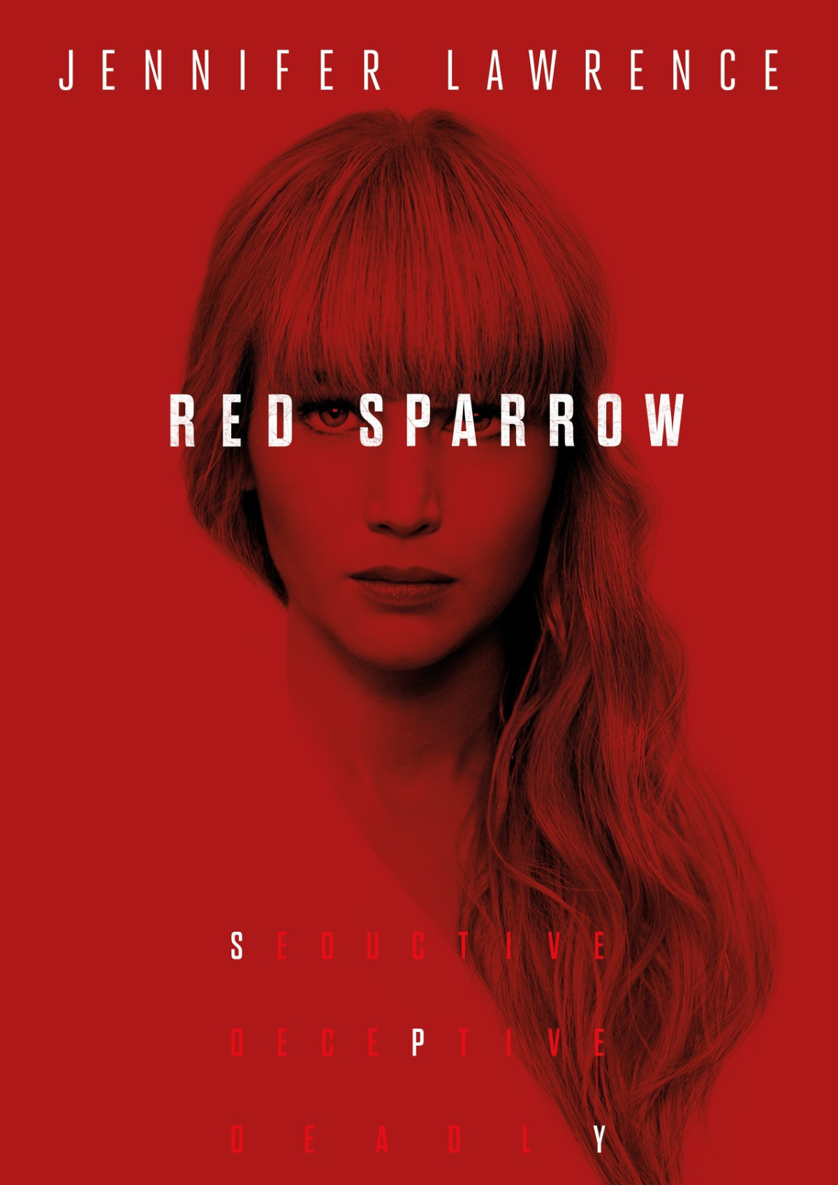 'Red Sparrow' movie poster