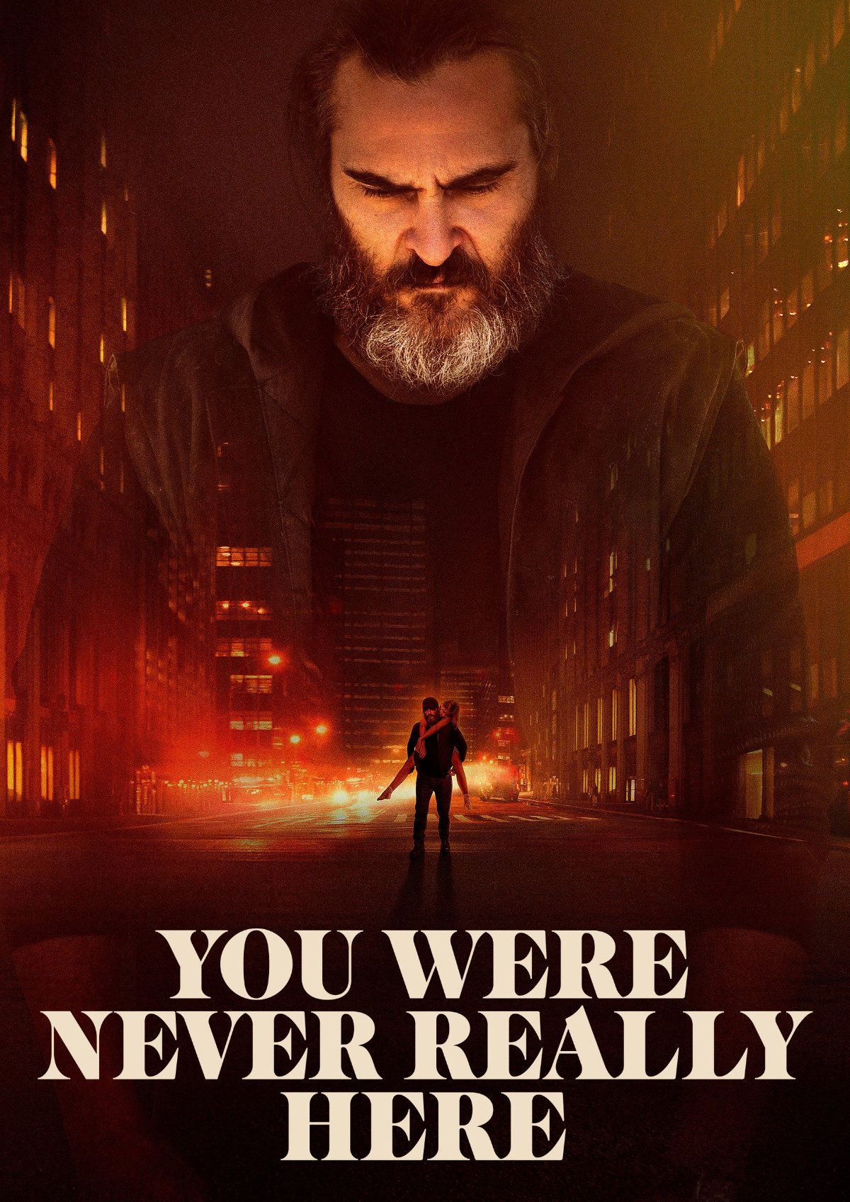Poster for 'You Were Never Really Here'
