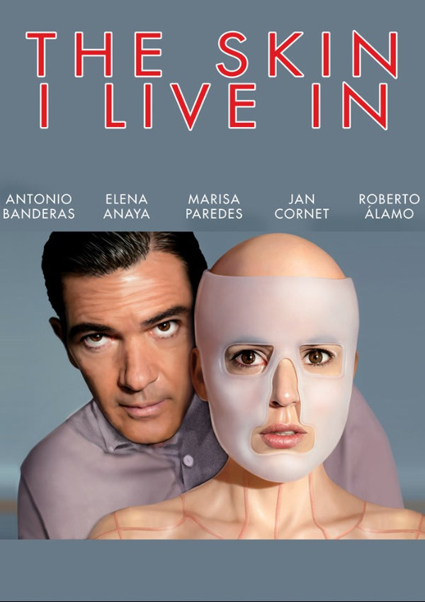 'The Skin I Live In (La Piel Que Habito)' movie poster
