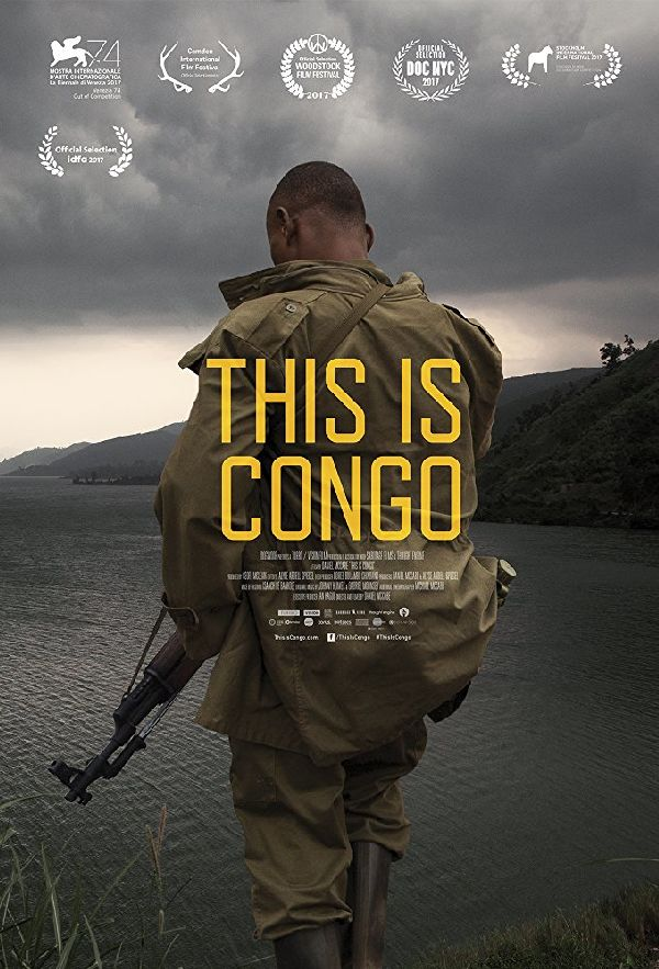 'This Is Congo' movie poster