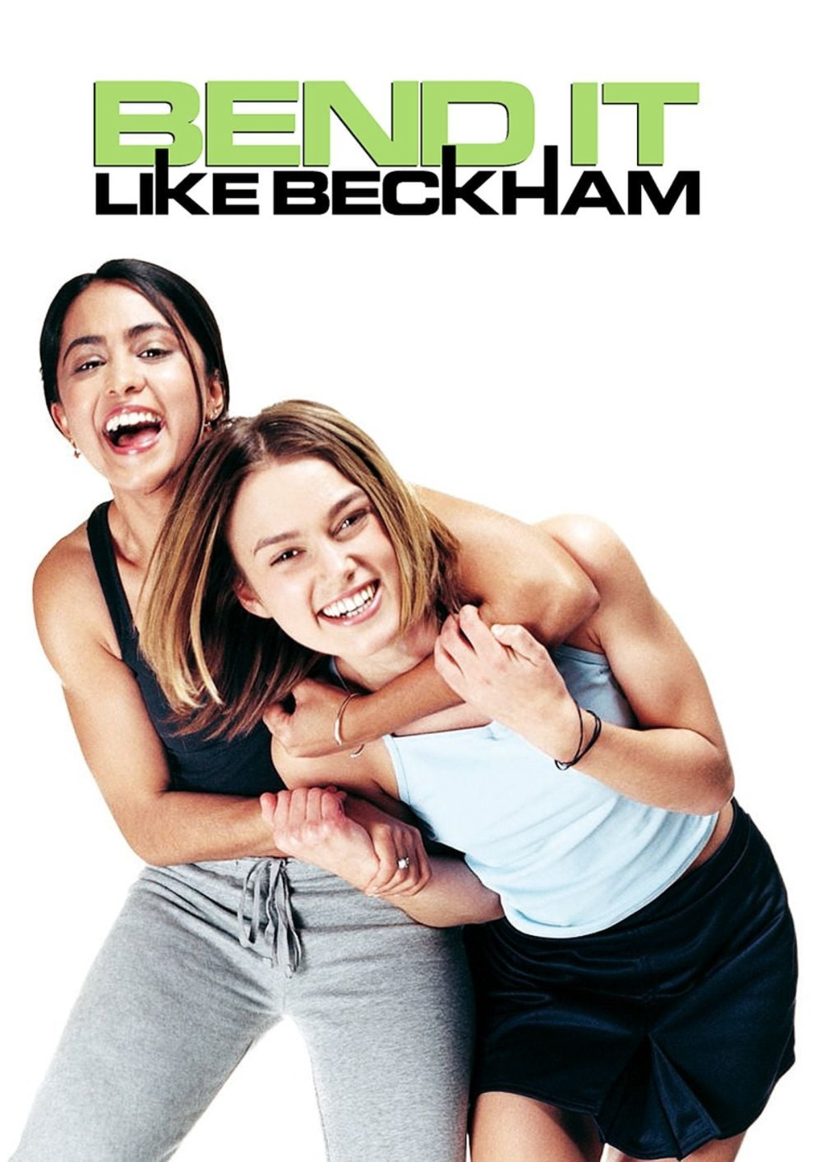 'Bend It Like Beckham' movie poster