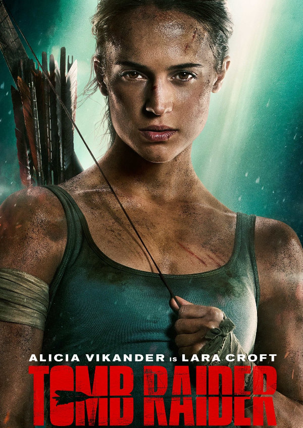 Poster for 'Tomb Raider'