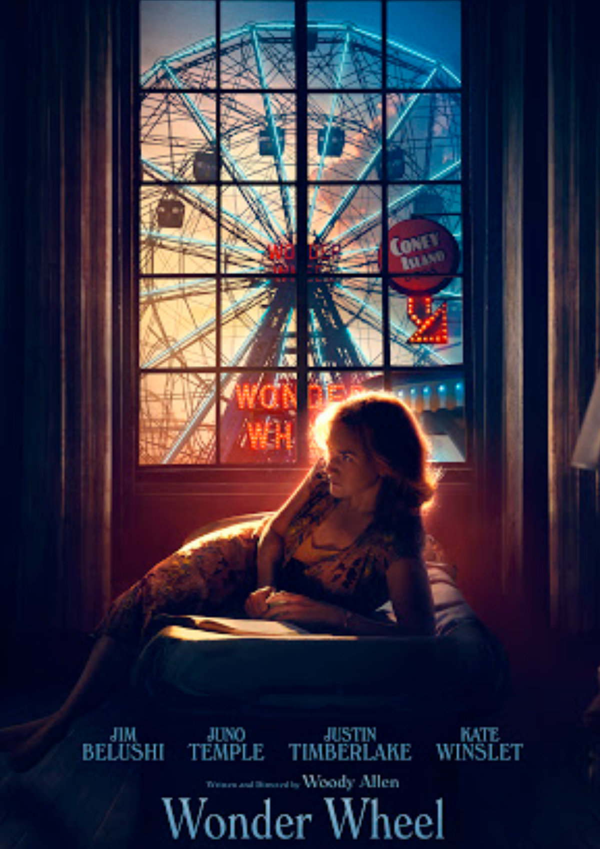 Poster for 'Wonder Wheel'