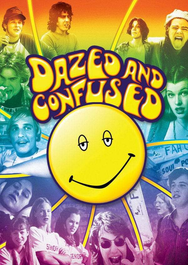 'Dazed And Confused' movie poster