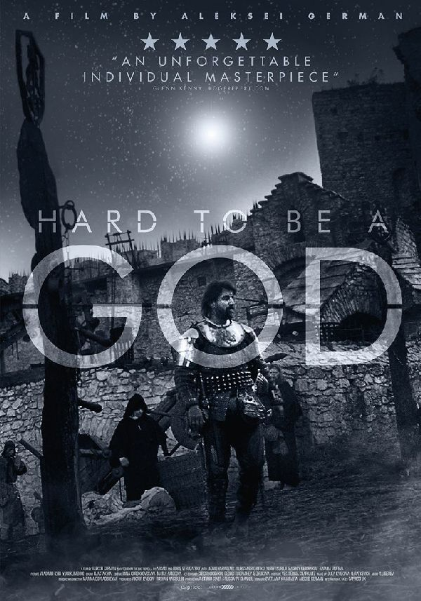 'Hard To Be A God' movie poster