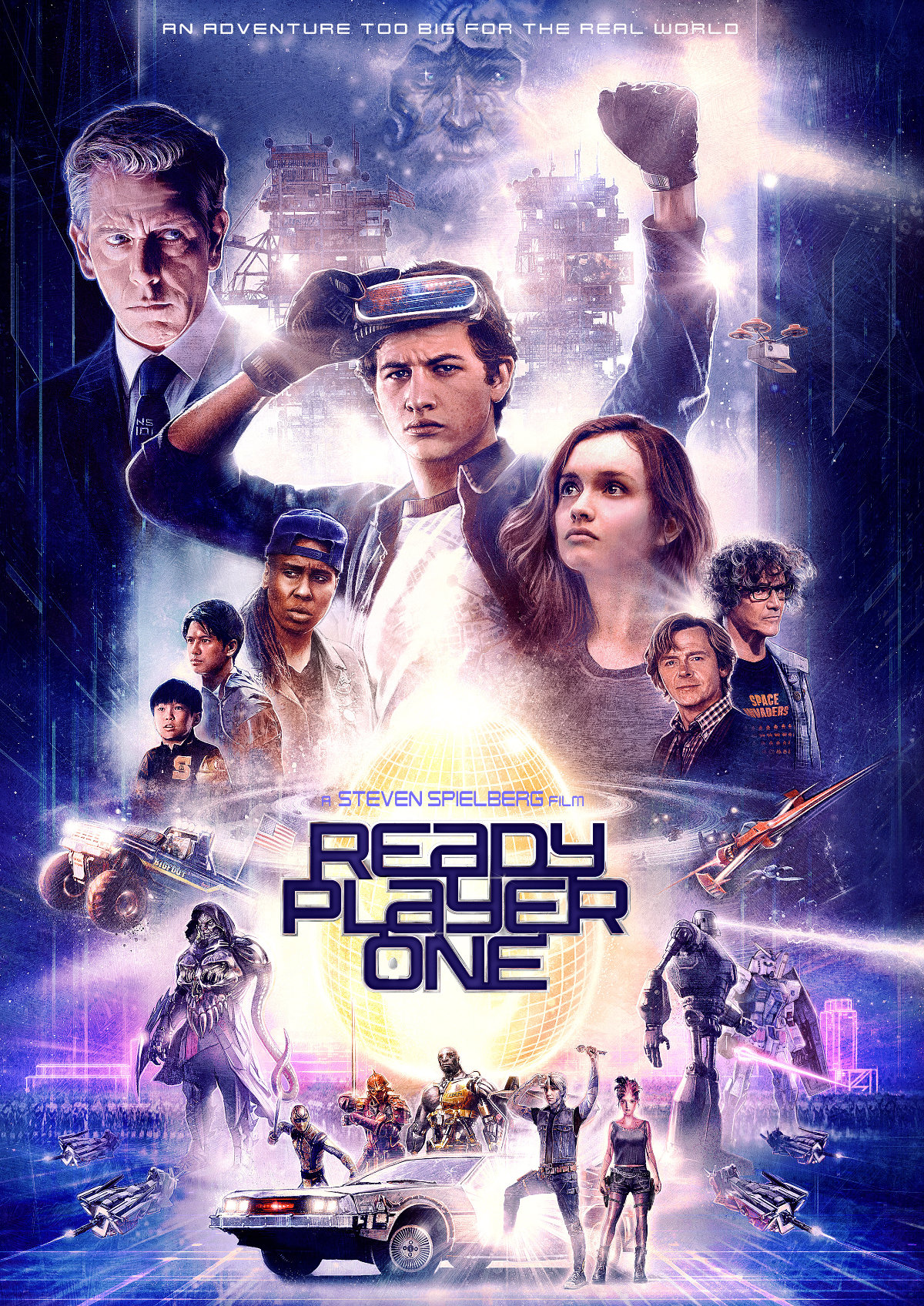 'Ready Player One' movie poster