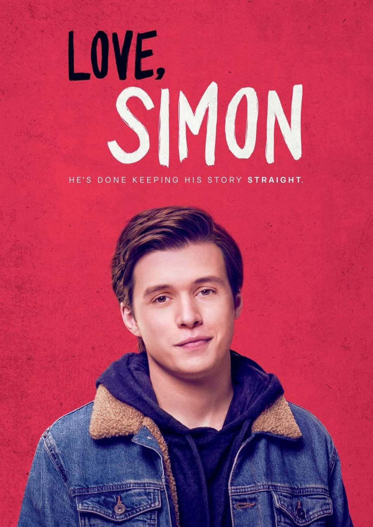 'Love, Simon' movie poster