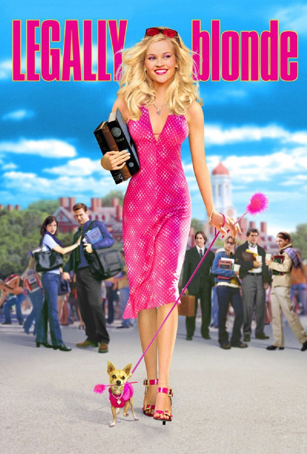 'Legally Blonde' movie poster