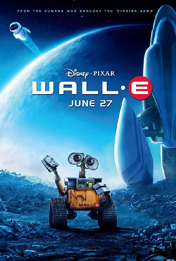 'WALL-E' movie poster