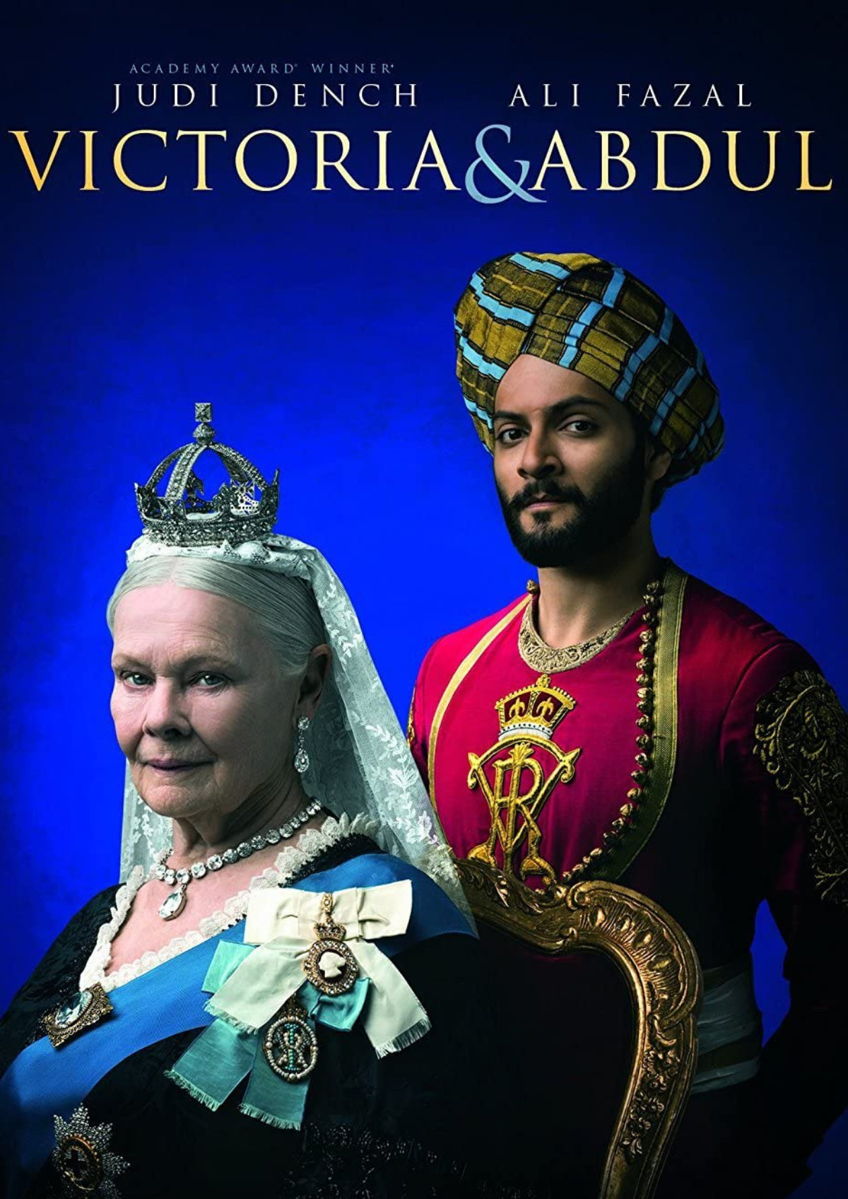 'Victoria & Abdul' movie poster
