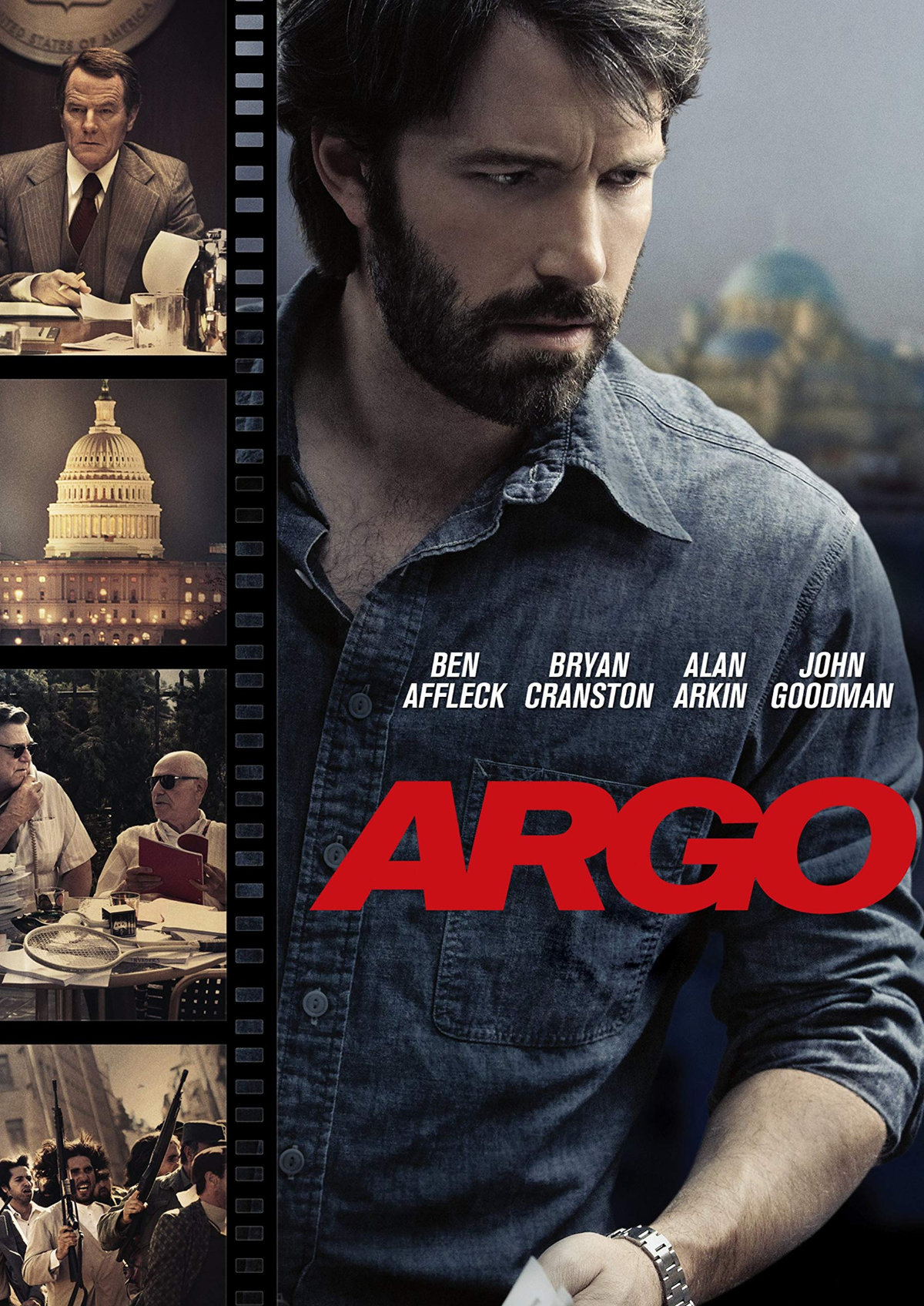 'Argo' movie poster