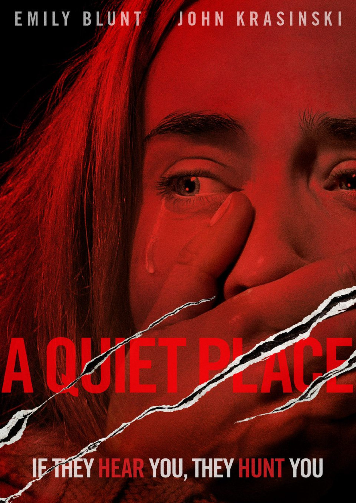 'A Quiet Place' movie poster